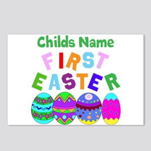 First Easter Postcards (Package of 8)