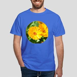 Yellow daisy 2153 - Dark T-Shirt