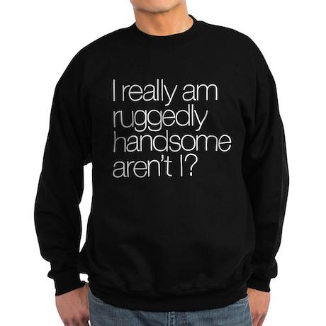 Castle - Ruggedly Handsome Sweatshirt (dark)