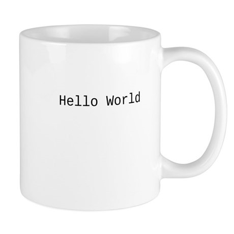 Hello World Coffee Mug
