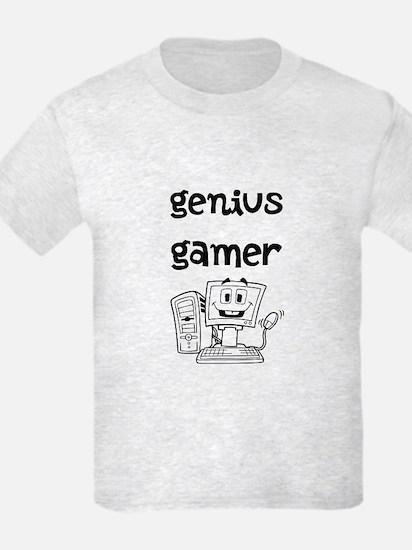 Genius Gamer T-Shirt