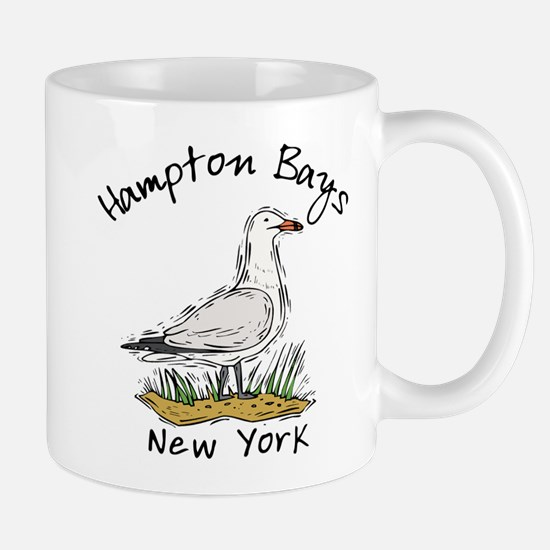 Hampton Bays NY Mug