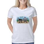 Pi_59 Twitter (10x10 Color Women's Classic T-Shirt