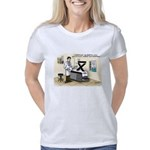 Blue Pill Kurtosis Women's Classic T-Shirt