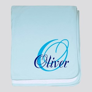 Personalised Intial Baby Blanket