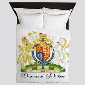 Diamond Jubilee Design Queen Duvet