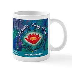 Angelic Feng Shui Spiritual Elixir Mug