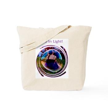 The Bubble Girl Tote Bag