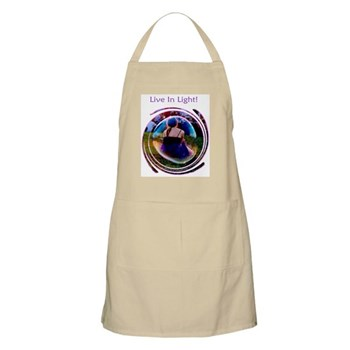 The Bubble Girl BBQ Apron