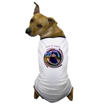 The Bubble Girl Dog T-Shirt
