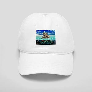 Turtle Island Fantasy Seclude Cap
