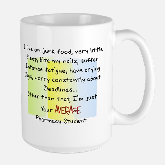 PharmD Student Large Mug