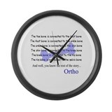 Orthopedic nurse Giant Clocks