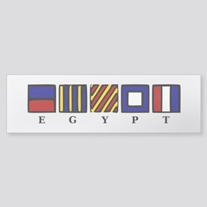 Nautical Egypt Sticker (Bumper)