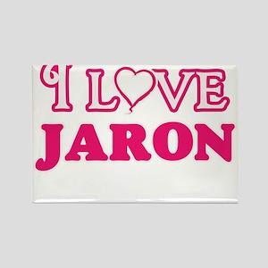 I Love Jaron Magnets