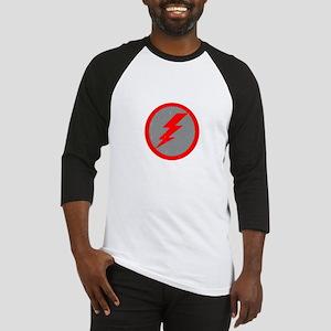 Vintage Lightening Bolt Baseball Jersey