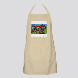 Ozarks Arkansas Greetings BBQ Apron