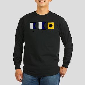 aAi Long Sleeve Dark T-Shirt