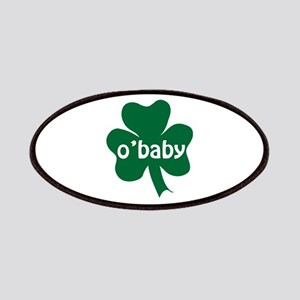 O'Baby Shamrock Patches