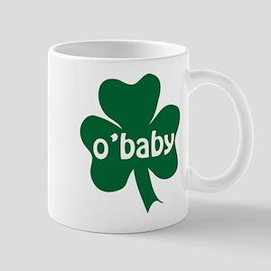O'Baby Shamrock Mug
