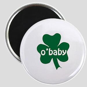 O'Baby Shamrock Magnet