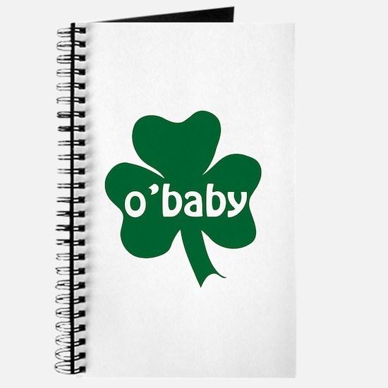 O'Baby Shamrock Journal