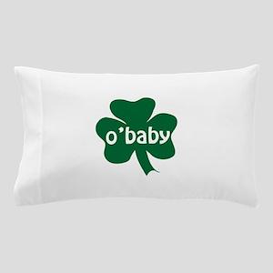 O'Baby Shamrock Pillow Case