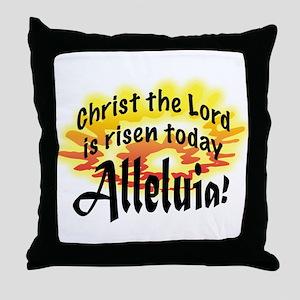 Alleluia! Throw Pillow