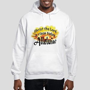Alleluia! Hooded Sweatshirt