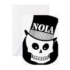 NOLa Sign Greeting Cards (Pk of 10)