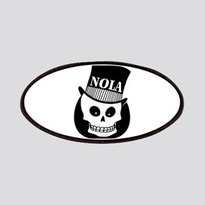 NOLa Skull Sign Patches