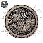Original Meter Cover Puzzle