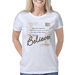 If You Believe - Unity 201 Women's Classic T-Shirt