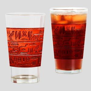Hieroglyphs20160329 Drinking Glass