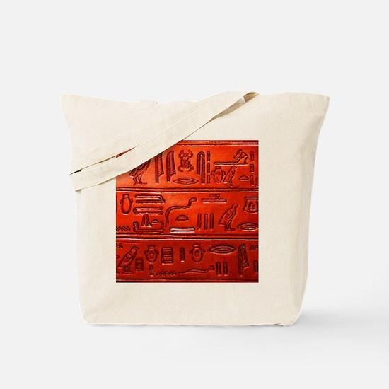 Hieroglyphs20160329 Tote Bag