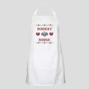 Norway - Norge BBQ Apron