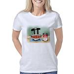 Pi_76 Variable Soup (10x10 Women's Classic T-Shirt