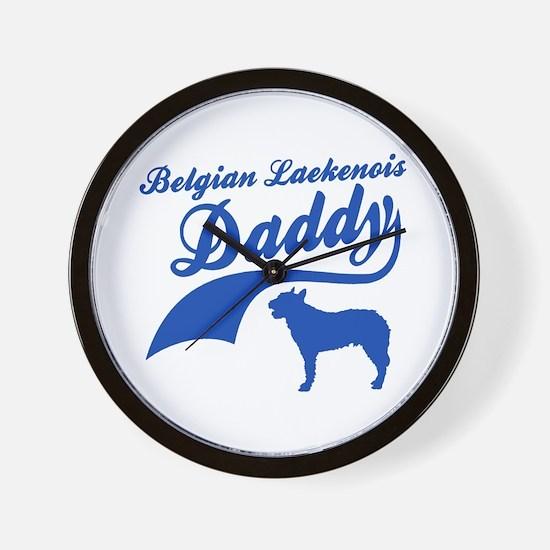 Belgian Laekenois Daddy Wall Clock