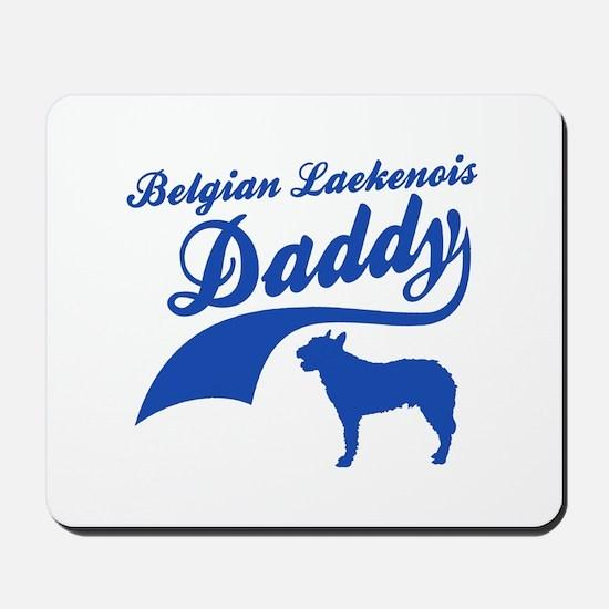 Belgian Laekenois Daddy Mousepad
