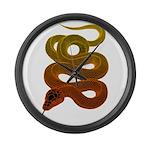 snake Large Wall Clock