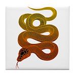 snake Tile Coaster