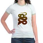 snake Jr. Ringer T-Shirt