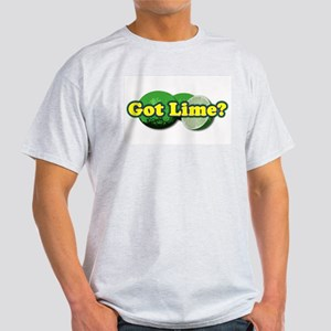 Got Lime? Ash Grey T-Shirt