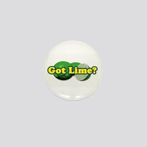 Got Lime? Mini Button