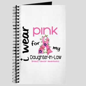 I Wear Pink 43 Breast Cancer Journal