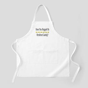 Hugged Architect BBQ Apron