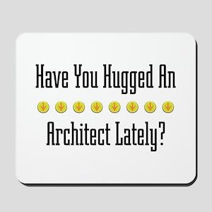 Hugged Architect Mousepad