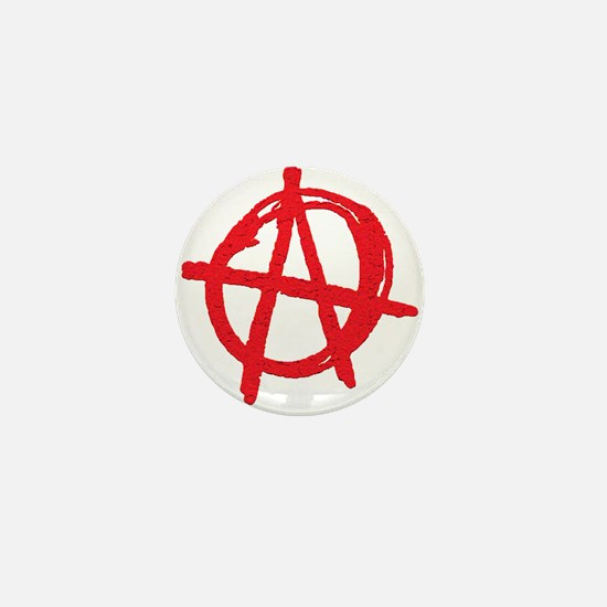 Anarchy Mini Button (10 pack)