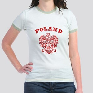 Poland Jr. Ringer T-Shirt