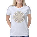 clef mandala 1b Women's Classic T-Shirt